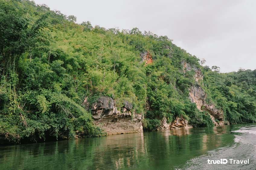 แพกาญจนบุรี ที่พักกาญจนบุรี River Kwai Jungle Rafts