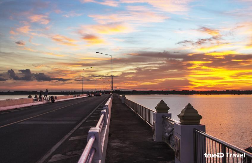 สะพานเทพสุดา ที่เที่ยวกาฬสินธุ์