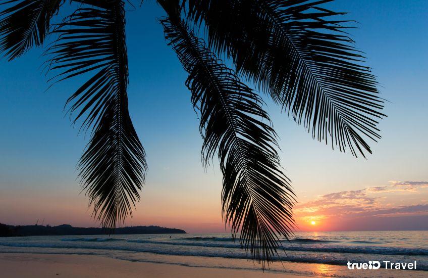 หาดคลองเจ้า ที่เที่ยวเกาะกูด ตราด