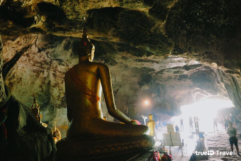 เที่ยวกาญจนบุรี ถ้ำกระแซ สงครามโลก ครั้งที่ 2