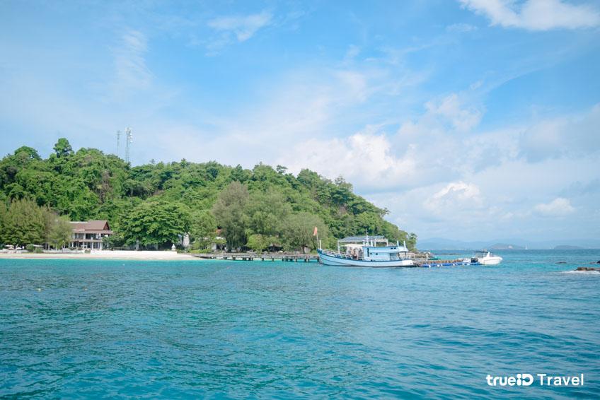 เที่ยวภูเก็ต 1 วัน ดำน้ำ เกาะไม้ท่อน Love Andaman