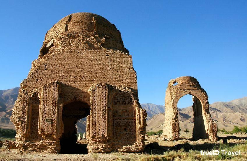 ซากโบราณสถานที่เมืองเฮรัต อัฟกานิสถาน