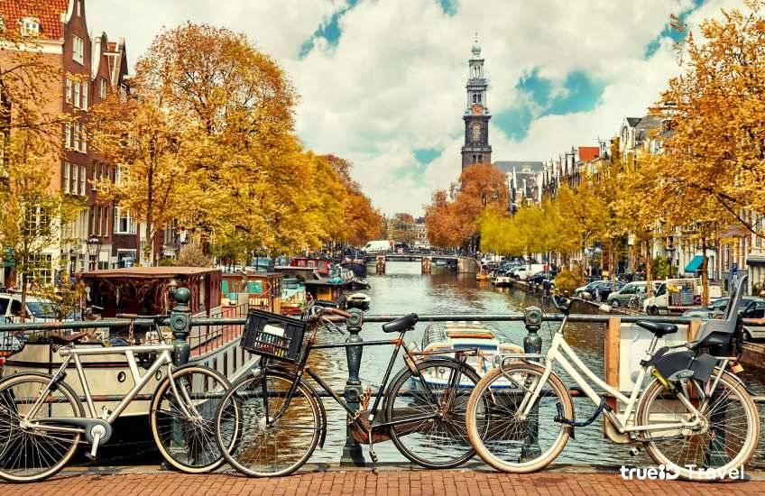 ที่เที่ยวอัมสเตอร์ดัม เนเธอร์แลนด์