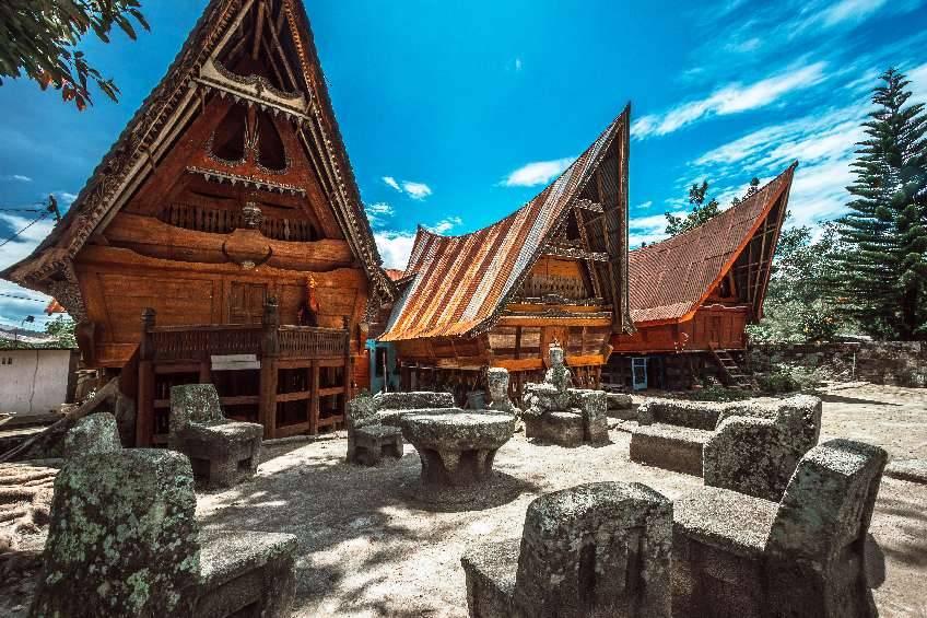 หมู่บ้านชาวบาตัก