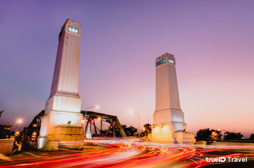ตลาดสะพานพุทธ ที่เที่ยวกรุงเทพ สะพานพุทธ