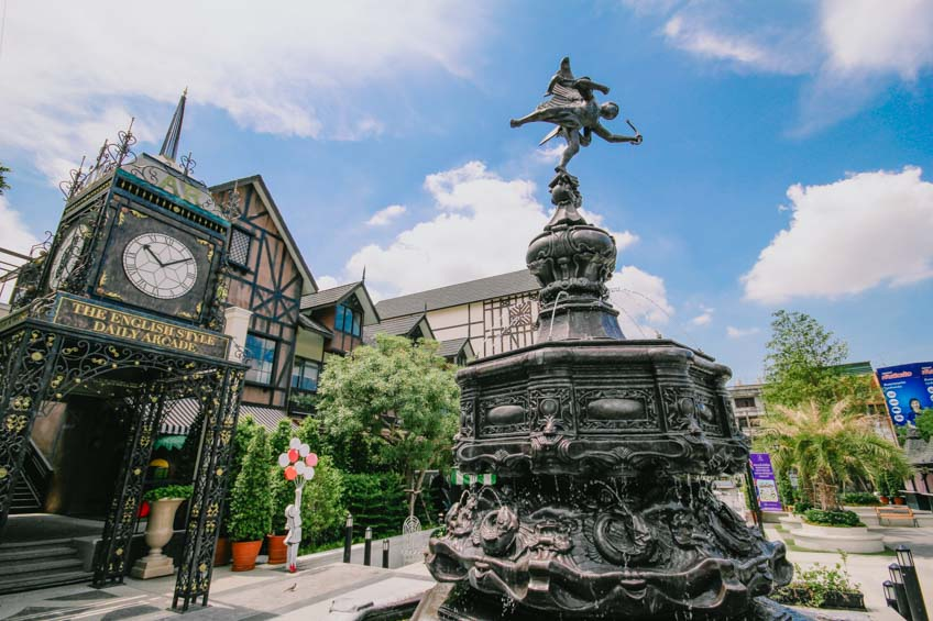ที่เที่ยวเมืองไทย สวยๆ  เหมือนไปเมืองนอก Pickadaily Bangkok