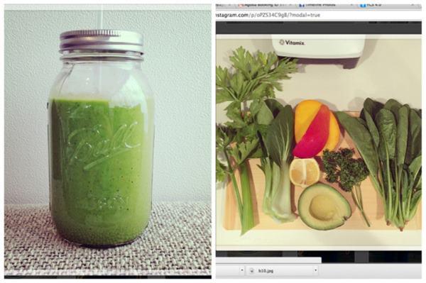 สูตรเด็ด! น้ำผักผลไม้ ของดาราหุ่นดี ดื่มแล้วไม่มีหน้าท้อง