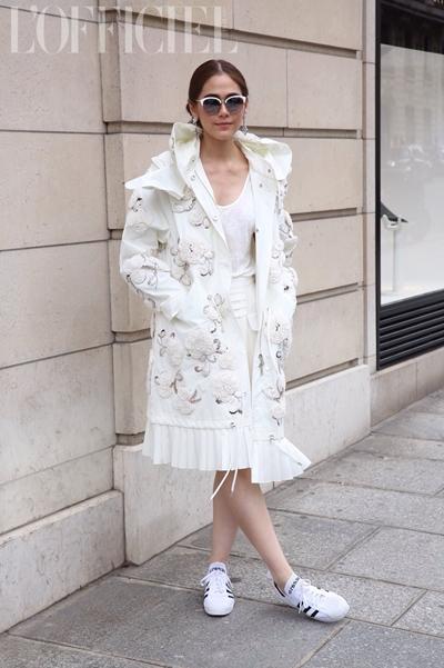 10.ชมพู่-อารยา ก่อนชมแฟชั่นโชว์แบรนด์ Dior