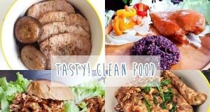 tasty clean food
