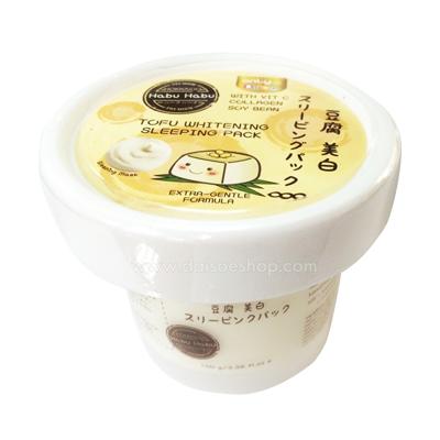daiso-tofu-whitening-sleeping-pack