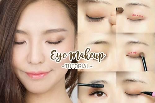 20 ไอเดีย (พร้อมขั้นตอน) แต่งตา เบาๆ ง่ายๆ สไตล์สาวเกาหลี
