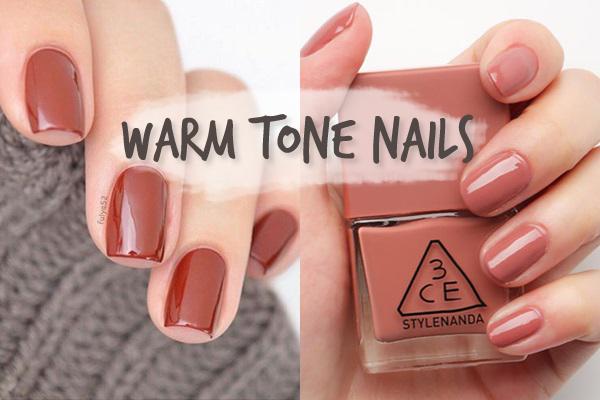ทาเล็บ-สี-Warm-tone