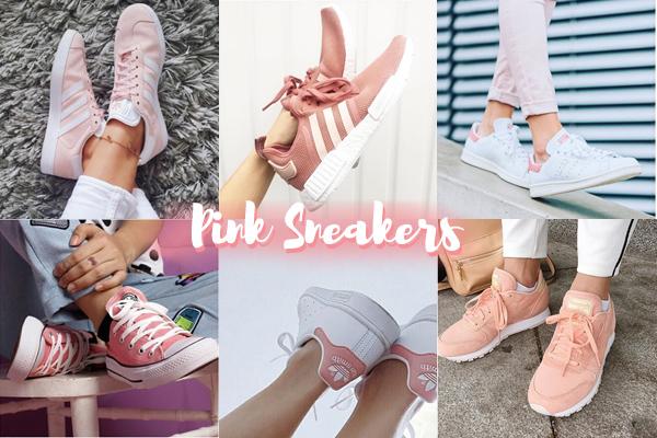 สตรีทได้แบบหวานๆ ...กับ 20 แฟชั่น รองเท้าผ้าใบสีพาสเทล สวยได้แบบไม่ต้องแต่งเยอะ