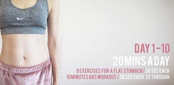 เปลี่ยนพุงให้เป็น Six-Pack ใน 30 วัน! ใช้เวลาไม่นาน ไม่ต้องอดอาหาร ไม่ต้องลดน้ำหนัก!