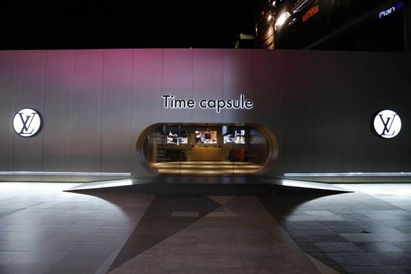 หลุยส์ วิตตอง จัดแสดงนิทรรศการ TIME CAPSULE ยิ่งใหญ่ที่สุดแห่งปี ณ ลานพาร์คพารากอน