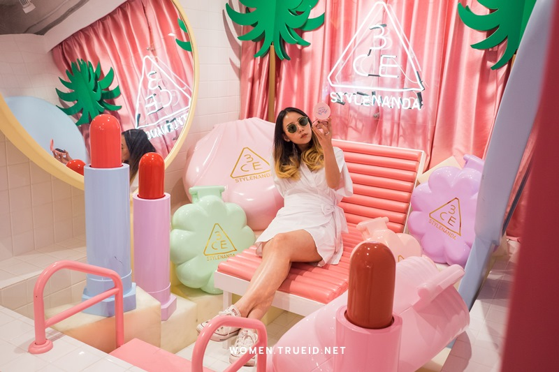BEAUTY REVIEW : พาส่อง STYLENANDA PINK HOTEL แหล่งช้อปแห่งใหม่ ใจกลางสยาม!