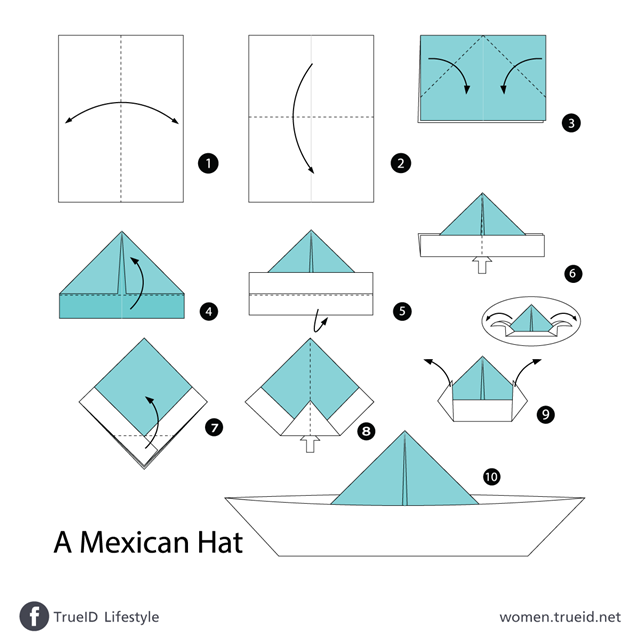 รวม 15 วิธีพับกระดาษ โอริกามิ ลายน่ารัก พับตามได้แบบ step by step