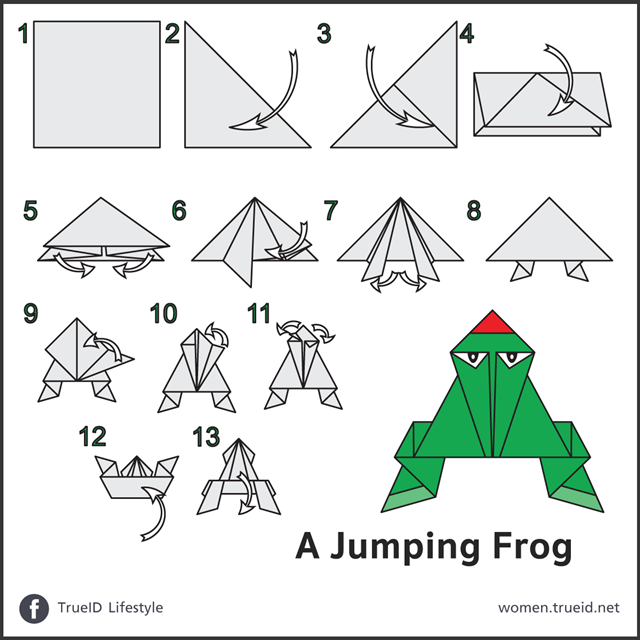 รวม 8 วิธี พับกระดาษของเล่น ลายง่ายๆ พับได้ตั้งแต่เด็ก จำกันได้รึเปล่า