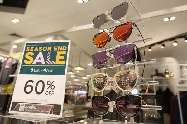 เดอะมอลล์กรุ๊ป จัด Season End Sale ลดราคาสินค้าแฟชั่นสุดยิ่งใหญ่ส่งท้ายซีซั่น