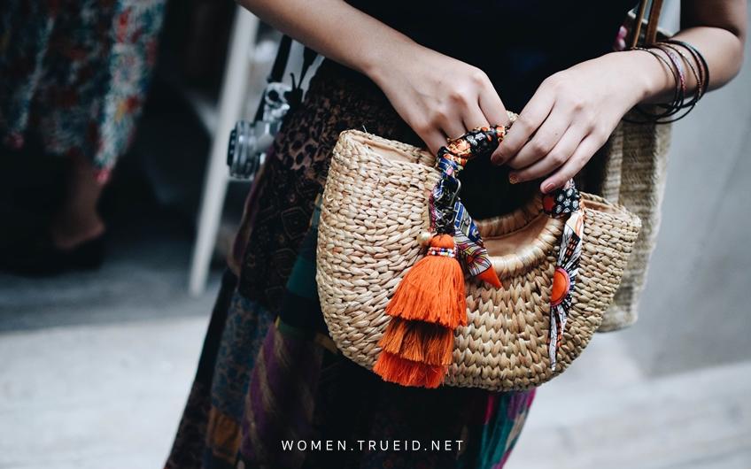 FASHION REVIEW | พาไปช้อปกระเป๋าสาน Handmade สุดเก๋ CAMELLIA & CO ณ One Nimman