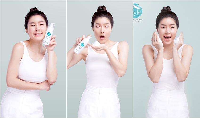 หน้าสะอาด ใส ไร้สิว และสุขภาพดีแบบสาวเกาหลี ด้วย มูสโฟมล้างหน้าโสมป่า เลท มี อิน บิวตี้