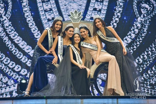 อนุมัติแล้ว! นิ้ง โศภิดา เบียดตัวเต็ง คว้ามง Miss Universe Thailand 2018