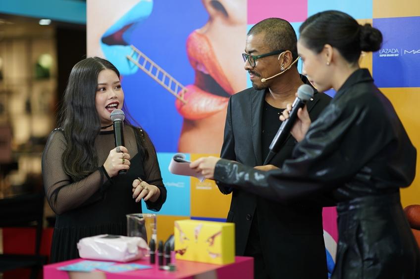 ลาซาด้า จับมือ M·A·C ฉลอง ซุปเปอร์ แบรนด์ เดย์ ครั้งแรกในประเทศไทย ต้อนรับวันลิปสติกแห่งชาติ