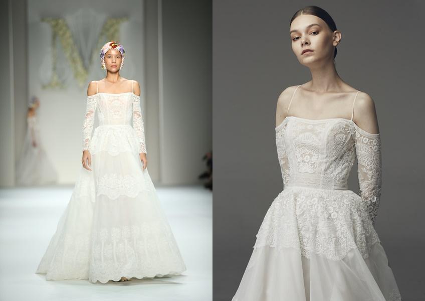 ตามไปส่อง 5 เทรนด์ชุดแต่งงานปี 2019 ที่จะทำให้คุณเป็นเจ้าสาวมีสไตล์ เลอค่า น่าค้นหา