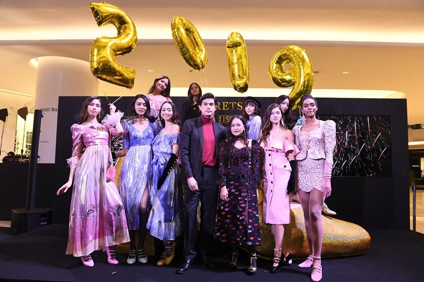 SRETSIS รังสรรค์คอลเลคชั่น F/W 2018 MAGIC HOUR พร้อมจับมือ คาเรล แบรนด์รองเท้าเก่าแก่เปิดตัวครั้งแรกในเมืองไทย