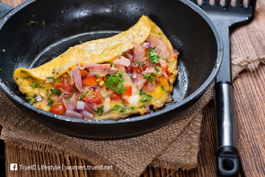 10 เมนูไข่ อร่อยอยู่ท้อง ทำกินเองมื้อเช้า สบายๆ !