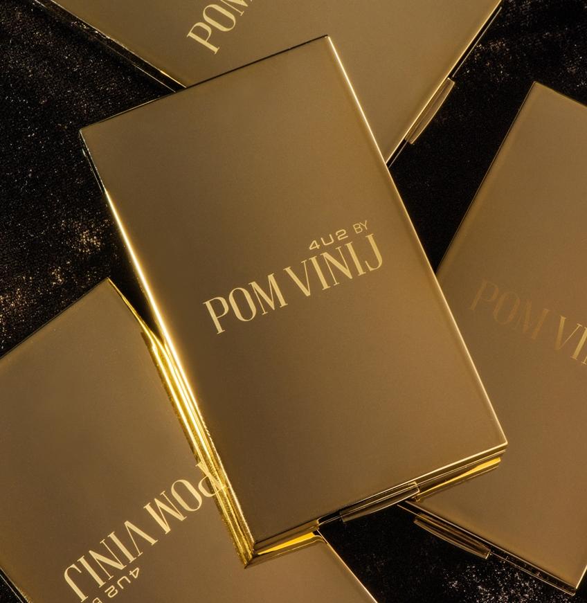 ต้องมีอีกแล้ว! 4U2 by POM VINIJ Flawless Finishing Powder SPF50 PA+++ แป้งที่ช่างแต่งหน้ามือโปรร่วมคิดค้น
