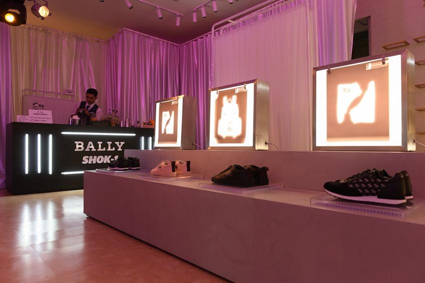 BALLY จับมือ SHOK-1 ครีเอทคอลเลกชั่นใหม่สุดลิมิเต็ด BALLY x SHOK-1 Limited Edition Capsule Collection