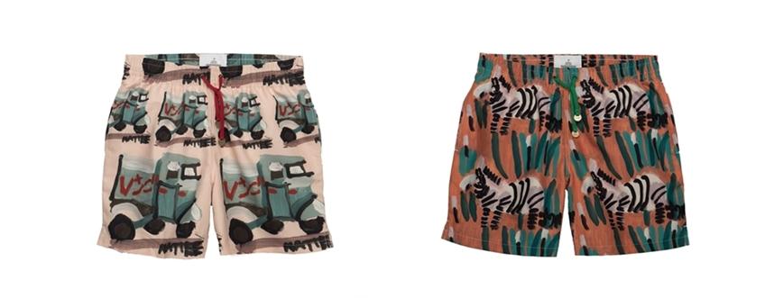 ทีโม่ (TIMO) กางเกงว่ายน้ำสัญชาติไทย นำเสนอคอลเลกชั่นใหม่ ออกแบบโดย เยาวชนออทิสติก