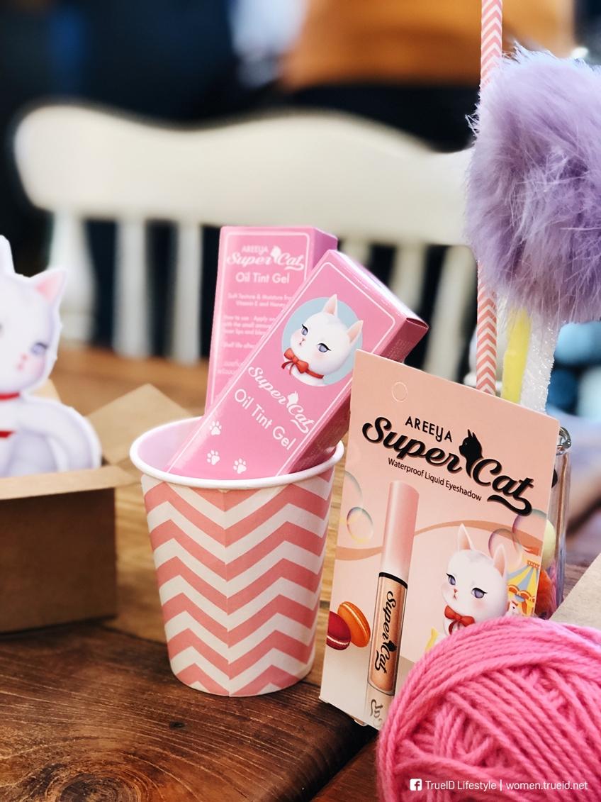[Makeup Updates] Areeya Super Cat New Collection อายแชโดว์และทินท์เจล ติดทนขั้นเทพ!