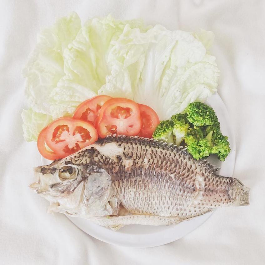 อาหารคลีน ลดน้ำหนัก 40 กิโลกรัม