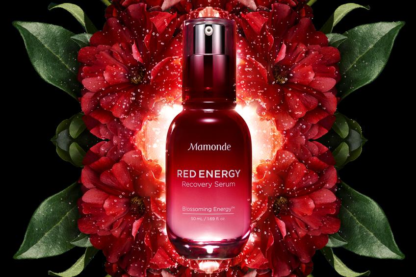 �ล�าร���หารู��า�สำหรั� mamonde red energy recovery serum 50ml