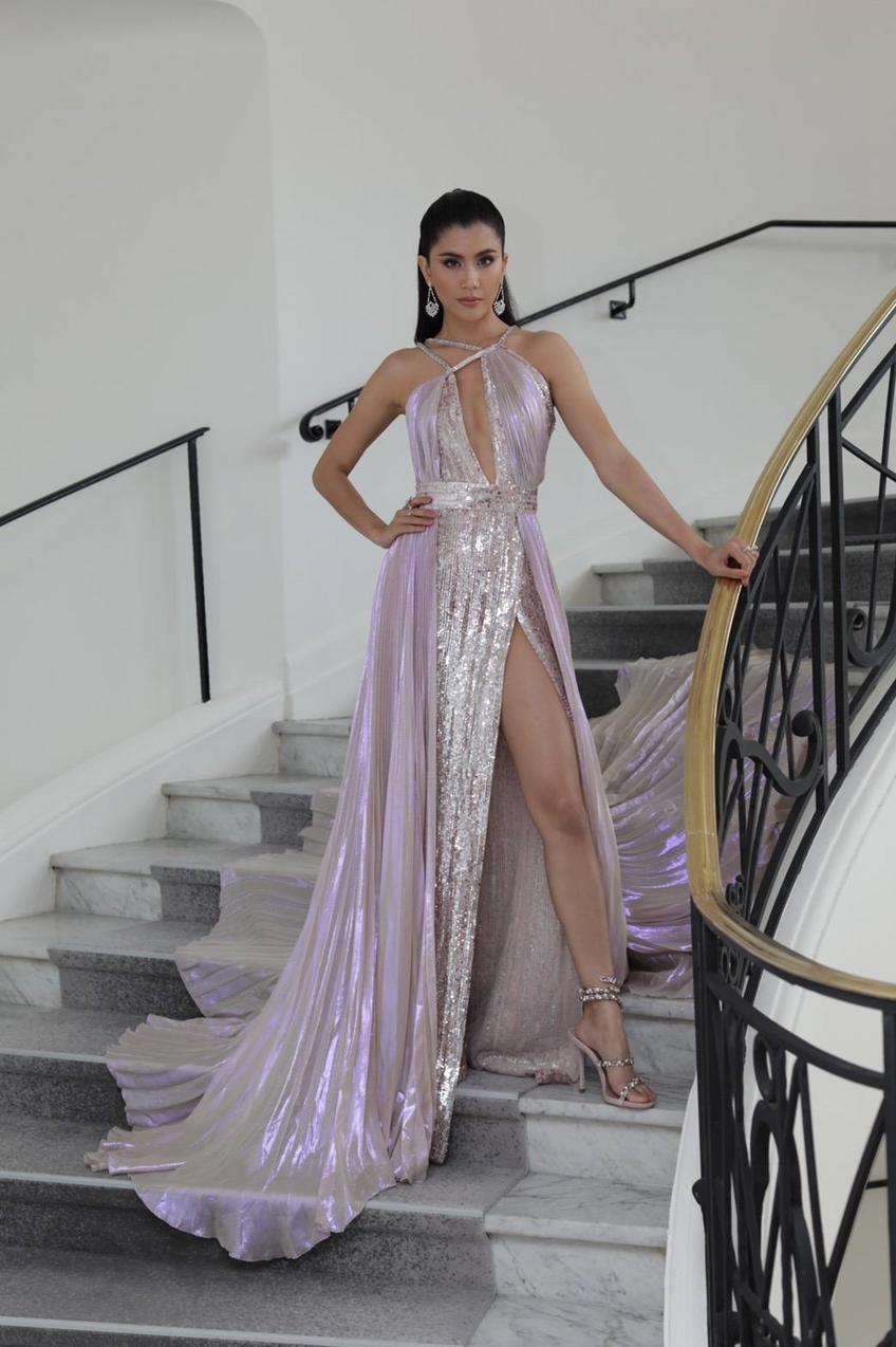 ปู ไปรยา พรมแดงคานส์ 2019