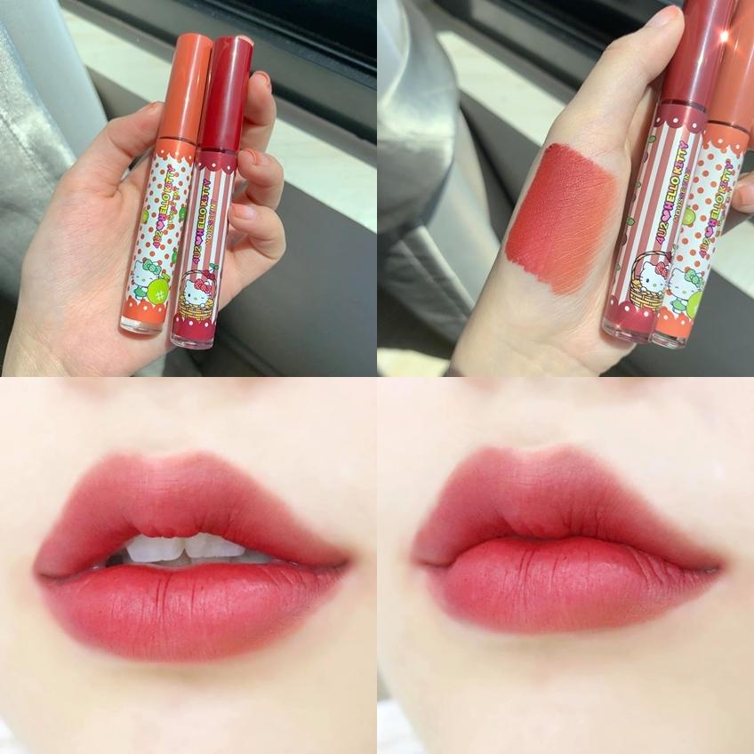 รวมคู่สีลิปสติก ที่ทาคู่กันแล้วสวยมาก ปากสวยไล่สี ได้ลุคเกาหลีเว่อร์!