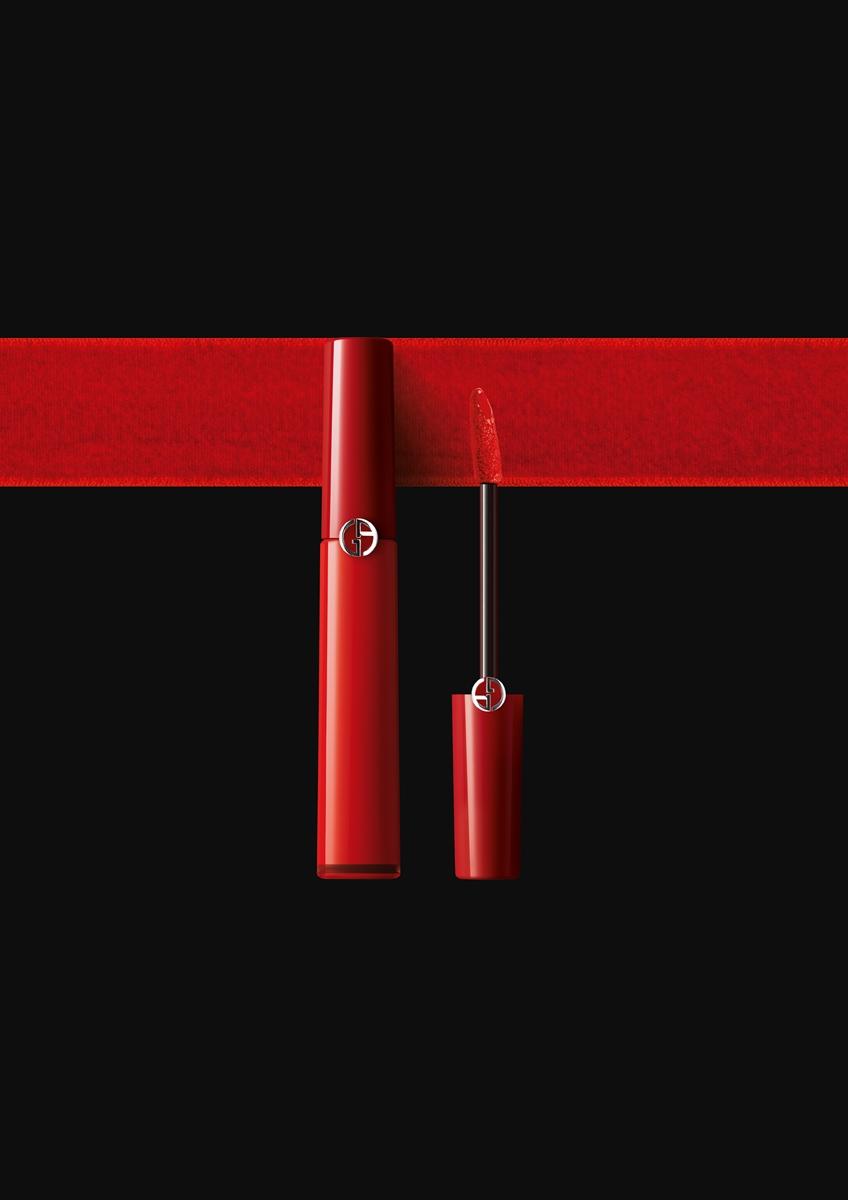 ลิปสีแดงที่ต้องมี! GIORGIO ARMANI BEAUTY Lip Maestro เฉด #400 ลิปลูกคุณหนูในตำนาน ปาดแล้วเนียนกริบ!
