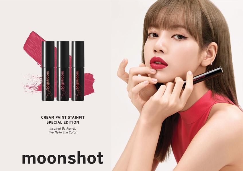 สวยปังแบบ ลิซ่า BLACKPINK ด้วยเครื่องสำอาง Moonshot หาซื้อได้ใน 7-Eleven เลย!