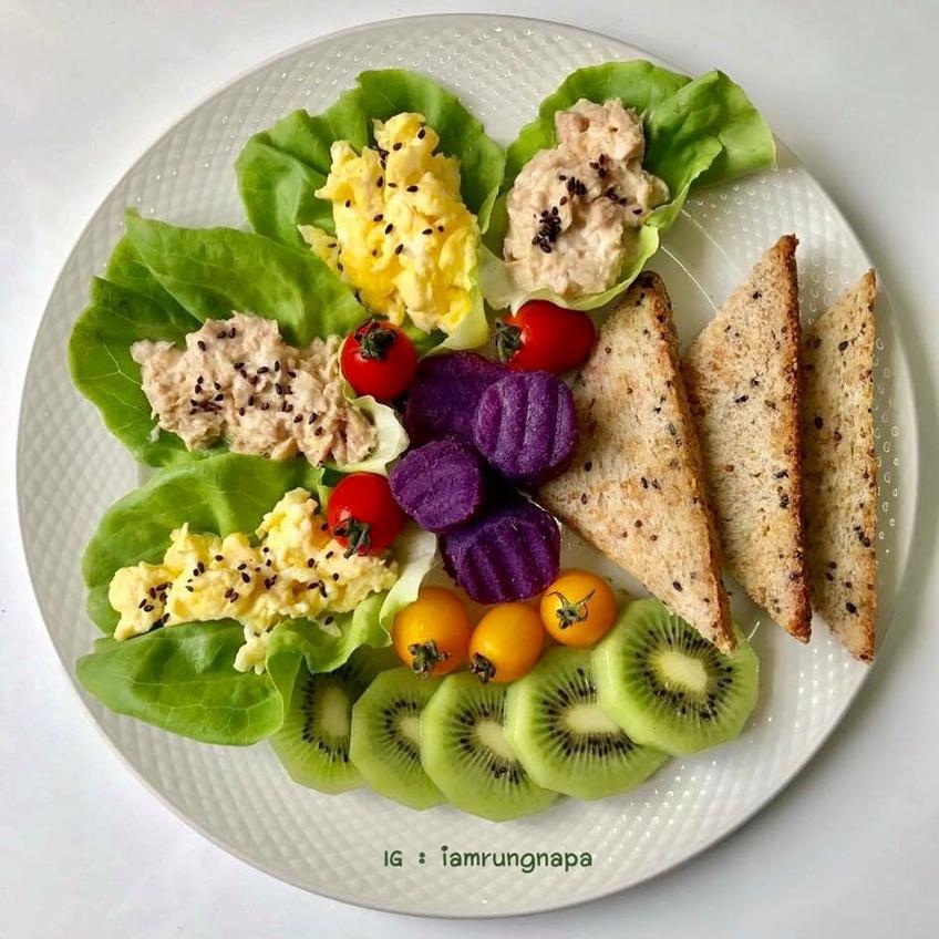 ไอเดียอาหารคลีน : ไข่คน