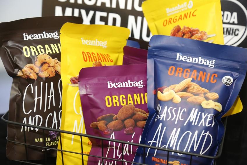 Beanbag Organic Mixed Nuts