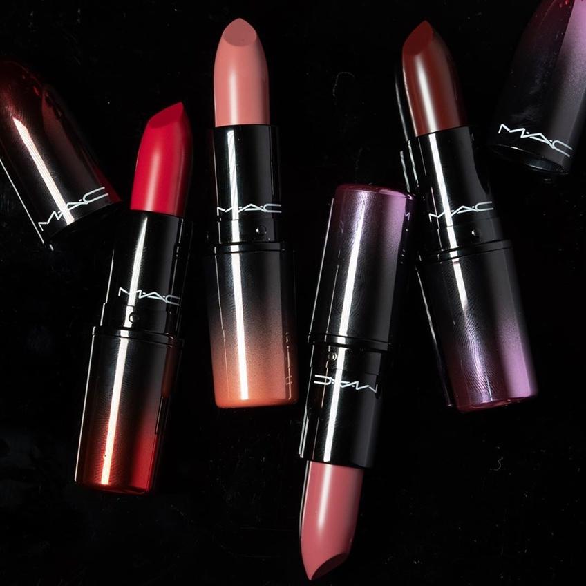 เครื่องสำอางน่าซื้อ เดือนสิงหาคม 2019 : M.A.C Love Me Lipstick