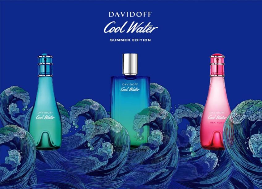 Davidoff เผยโฉมน้ำหอม Cool Water Limited Edition 2019 กับ 3 กลิ่นสดชื่น เหมาะกับซัมเมอร์นี้สุดๆ !