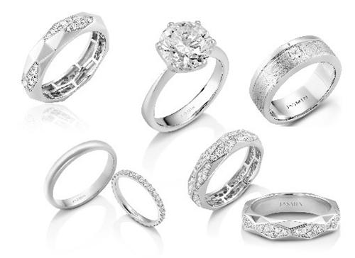 JASMIN ส่งคอลเลคชั่นแหวนและสร้อยคอประดับจี้เพชร ร่วมเติมเต็มทุกห้วงเวลาของความรัก