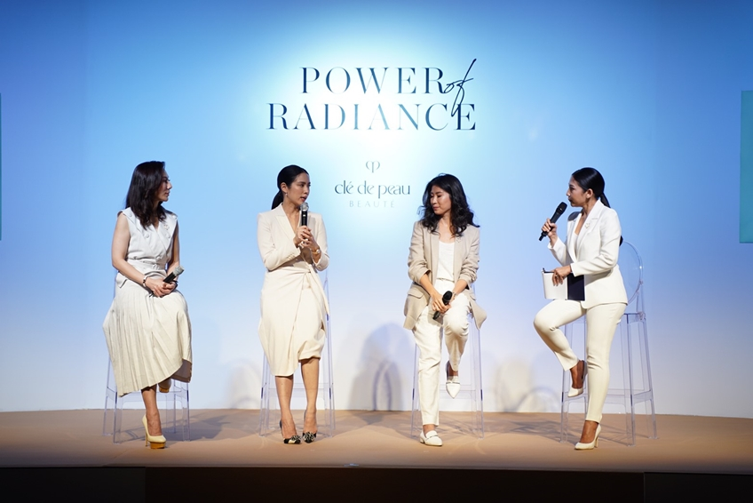 POWER OF RADIANCE by Cle de Peau Beaute แคมเปญที่ร่วมเชิดชูผู้หญิงที่มีวิสัยทัศน์ สนับสนุนโอกาสทางการศึกษา