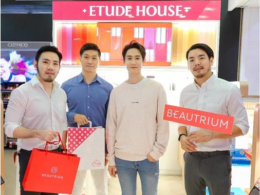 Etude House Thailand ร่วมกับ BEAUTRIUM เปิดตัว Shop in Shop ที่แรกในเมืองไทย