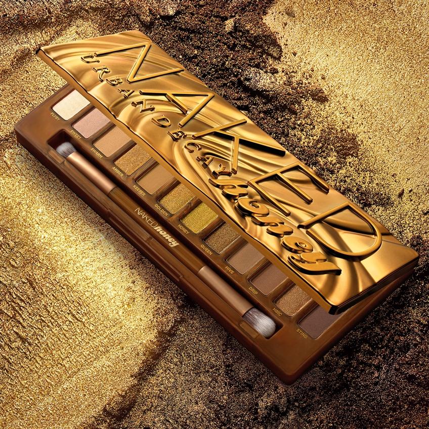 [Makeup Updates] มาแล้วจ้า Naked Honey พาเลตต์น้ำผึ้งหวานน้ำตาลไหม้ พาเลตต์เดียวได้ทั้งลุคเซ็กซี่ซนซ่าน่ารัก!