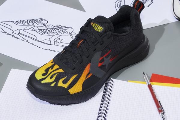 คอนเวิร์ส เปิดตัวรองเท้าคอลเล็คชั่น Star Series ที่ร่วมออกแบบโดย Tinker Hatfield