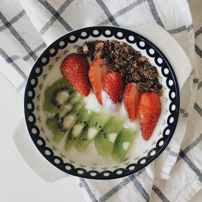 ไอเดียอาหารเช้า ลดน้ำหนัก เมนูที่ 11